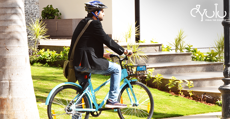 Cycling to Work – Tips for Your First Commute