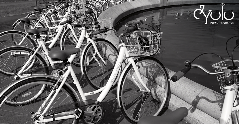 The Global Bike Sharing Boom